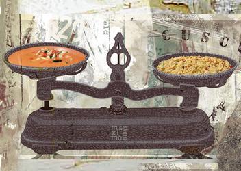 El cambio climático en la gastronomía: el gazpacho y el cuscus