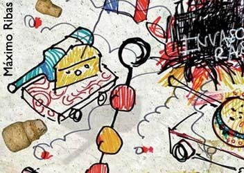 ilustración sobre las cocinas invasoras