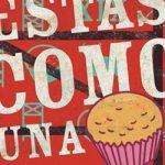 Ilustración sobre el piropo gastronómico: estás como una magdalena