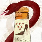 Ilustración sobre las rubias peligrosas disfrazadas de cerveza