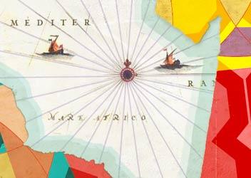 El verdadero mapa de Cristóbal Colón