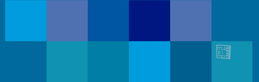 Historia y connotaciones del color azul